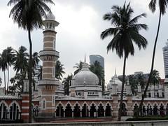 Mosquée Masjid Jamek