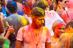HoliMadrid-3.jpg (Pedro Rufo Martin) Tags: plaza india color colores monsoon hindu holi lavapies polvo uned agustinlara holimadrid monsoonholi