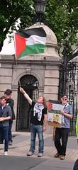 Dublin July 19th Solidarity with Palestine. (Emma Hopkins) Tags: ireland dublin palestine july solidarity 19th freegaza