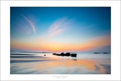 wreck Lord Grey (Emmanuel DEPARIS) Tags: sea mer france pose de gris long exposure boulogne north cap sur pas chanel nez plage blanc calais nord longue