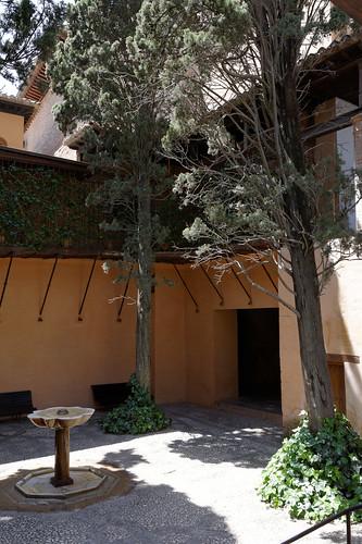 Alhambra Nasride Palaces