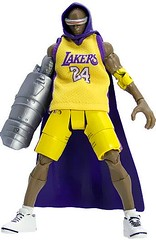 NBA Heroes Collectible Action Figures with a twist (ToyWiz.com) Tags: basketball toys actionfigure heroes collectible nba jazwares toywiz
