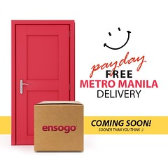 Watch out at www.ensogo.com.ph!