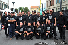 Staff & Backstage Vendredi 15 août 2014 /