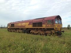 66064 Euro Cargo Rail - Frethun 19.08.14