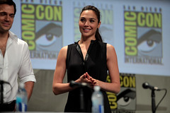 Gal Gadot (Gage Skidmore) Tags: california chris dawn justice san comic ben diego center superman henry gal convention batman zack con snyder hardwick affleck 2014 cavill gadot