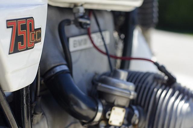 motorbike moto bmw boxer r75 2014 750 r756 bmwr756