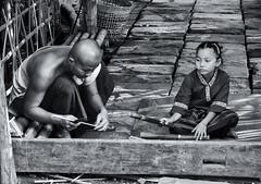 Young Helper (winterfog63) Tags: street thailand shot mai monks chiang