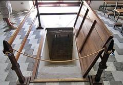 Savoca (Me) - La scalinata delle mummie (Luigi Strano) Tags: italy church europe churches sicily sicilia messina chiese savoca conventocappuccinisavoca