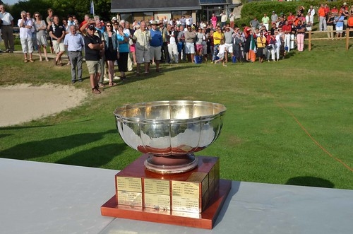 Golf Trophy 81