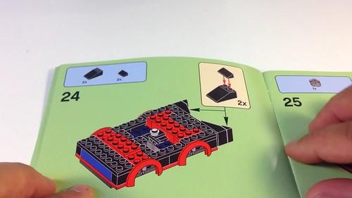 Lego Batman Classic Tv Series Batmobile Instructions A Photo On