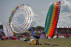 International Kite Festival (Jainbow) Tags: kite festival rainbow colours portsmouth common internation southsea jainbow
