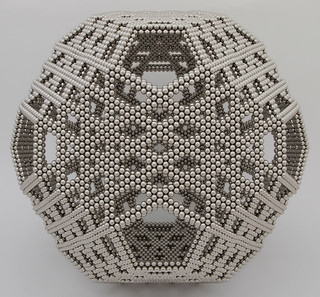Giant Intersecting Pentagons Truncated Icosahedron