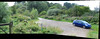Seclusion (beqi) Tags: trees panorama yorkshire naturereserve photoshoppery 2014