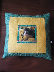 Almofada/Pillow (By Raquel Patch) Tags: pillow patchwork almofada