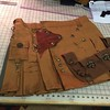Steampunk Welder's Kilt with Spare Pockets going to NY! http://www.altkilt.com/welders