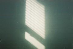 (Clàudia Aragon) Tags: sunlight film wall analog 35mm shadows blind clàudiaaragon