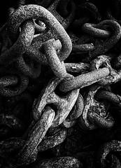 Chains *EXPLORED - 02/09/2014* (Sarah Kellett) Tags: