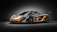The McLaren P1 GTR design concept unveiled: The vehicle for the worlds most exclusive drivers club (www.Boxfox1.com) Tags: auto car mclaren concept gtr 2014 pebblebeachconcoursdelegance p1