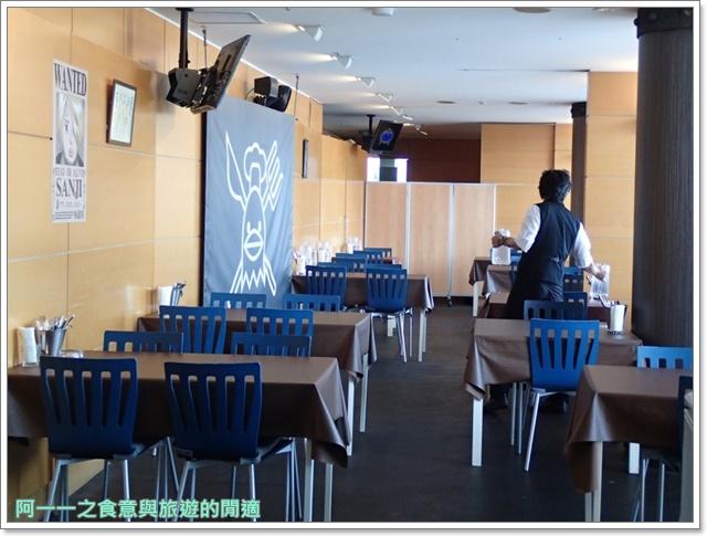 日本東京台場美食海賊王航海王baratie香吉士海上餐廳image005