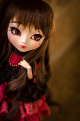 The Lady in the castle (0ctavie) Tags: dolls little full planning wig groove pullip lovely custom custo jun rida azazelle