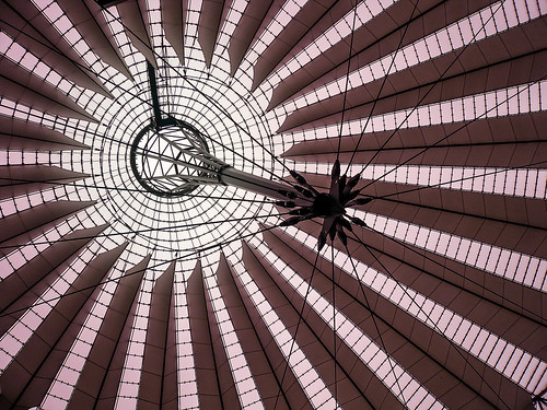 Sony Center Roof