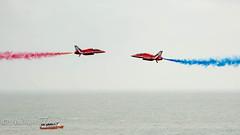 Red Arrows (Thorne Photography) Tags: bournemouth royce redarrows typhoon blackcats royalnavymerlin bournemouthairfestival nightaerobatics obriensflyingcircus solotwistersandreddevils spitfirerolls