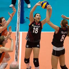 Z9185451 (roel.ubels) Tags: cup sport turkey nederland volleyball turkije volleybal oranje gelderland doetinchem 2014 nevobo