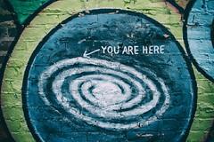 You Are Here (Tom Frundle) Tags: summer color mural fuji tn nashville neighborhood youarehere 2014 eastnashville xe1 185528 tomfrundlephotography