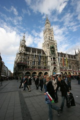 Rathaus, Munchen!