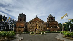 Miagao Church (chandlerbong) Tags: heritage architecture philippines parks churches iloilo travelphotography tamron1024mm sonya580