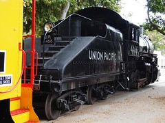 Union Pacific No. 4466 Lima 1920 0-6-0 & Union Pacific No. 25256 UP Omaha Shops 1952 Cupola Caboose 5 (Jack Snell - Thanks for over 24 Million Views) Tags: california ca old railroad wallpaper classic up wall museum vintage paper day state pacific lima weekend antique no labor union over historic caboose celebration cupola shops americana oldtimer omaha sacramento veteran 1920 1952 060 4466 25256 jacksnell707 jacksnell