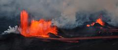 Holuhraun Eruption (kristjant) Tags: field volcano lava iceland eruption holuhraun