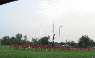 WW1 Memorial near Arundel