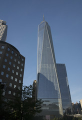 freedom tower (Visual Thinking (by Terry McKenna)) Tags: nyc wtc freedomtower