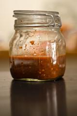 Fermented habanero sauce (hepp) Tags: chili sauce hotsauce fe