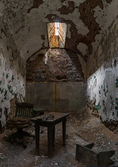 Eastern State Penitentiary 135 (The Dying Light) Tags: philadelphia prison esp easternstatepenitentiary easternstate jdavidphotography
