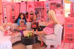 Sister or mother? (StOrmie Tillada) Tags: stacie chelsea barbie skipper kelly