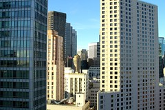 Buildings, Downtown San Francisco, CA, USA. (SETIANI LEON) Tags: sanfrancisco voyage california ca usa america canon buildings eos town san francisco downtown unitedstates united down journey 7d states unis californie etatsunis etats amerique