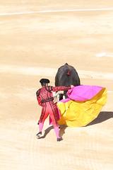 Juan Jose Padilla corrida Bziers 2010 (louis.labbez) Tags: sable feria cape combat corrida toro temporada padilla matador taureau corne arnes bziers tauromachie muletta afficionados labbez torer