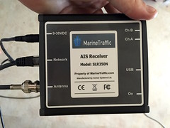 MarineTraffic AIS Box (Boat Spotters) Tags: boat boating ais basestation shipspotting shipspotter marinetraffic boatspotter commercialboat marineradio boatspotting