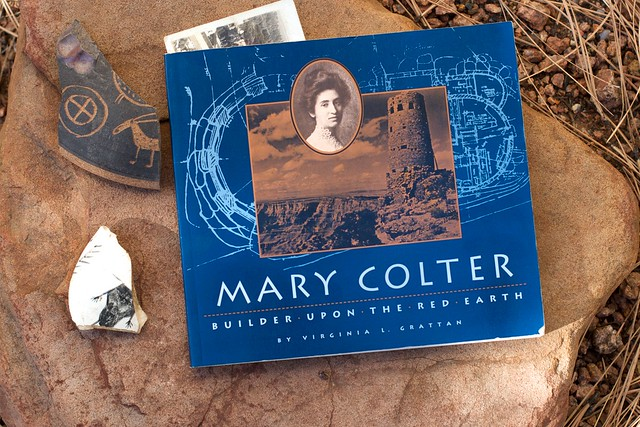 The Book on Mary Colter