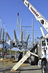 JCP&L Upgrading East Windsor Substation to Enhance Service Reliability in Mercer County (FirstEnergy Corp.) Tags: jcpl mercer county service reliability transmission substation