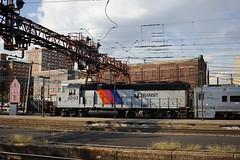 4203-Hoboken-NJ-14-9-2016 (D1021) Tags: emd gp40 gp40ph2b njt4203 4203 njt njtransit newjerseytransit loco locomotive railroad america usa hoboken hobokenstation newjersey nj newyork