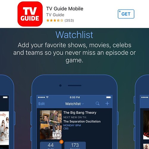 Tv Guide Mobile image