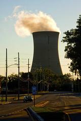 NIPSCO Power Plant Cooling Tower Michigan City Indiana IMG_8741 (www.cemillerphotography.com) Tags: washingtonpark gambling sundown dusk recreation evening midwest