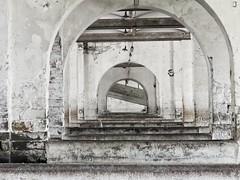 Trieste, Porto Vecchio (Massanz) Tags: trieste portovecchio porto archeologiaindustriale industrialarcheology abandonedplace rottenplace luoghiabbandonati magazzino 29 20 port ancient old abandoned writer