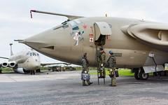 Cold War Jets (Articdriver) Tags: heritage aircraft airfield aircrew elvington yorkshireairmuseum raf royalairforce handleypage victor xl231 xv250 nimrod bae