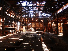 Humberstone Ghost town (Chile) (pacoalfonso) Tags: humberstone chile pacoalfonsocom travel saltpeter refinery ghost town abandon office