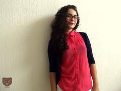 Fabiola G. (dan95_Zambrano) Tags: moda fotografia colores mujer sonrisa seguridad lentes venezuela mrida cabello